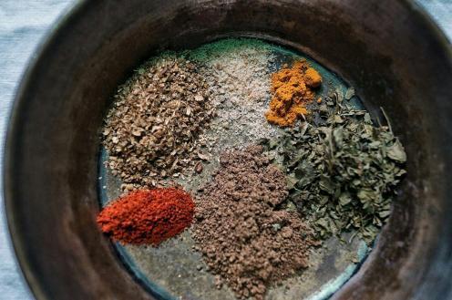 Dry Spice Mix